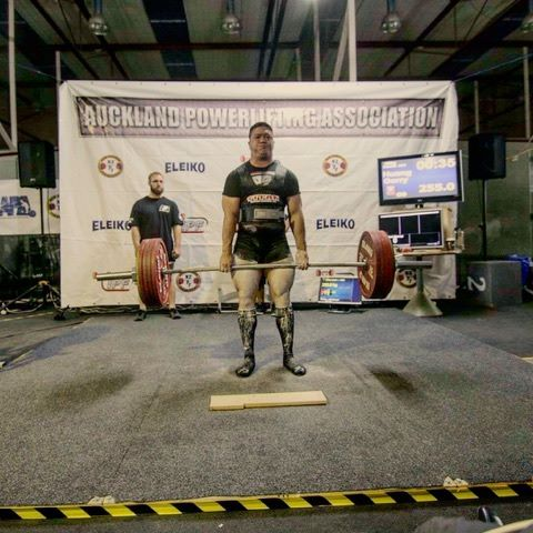Auckland Powerlifting Championships 2017 – CS PERFORMANCE
